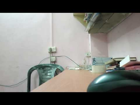 Real ghost in lucknow office