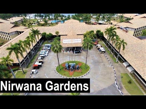 Nirwana Gardens Resort Bintan Indonesia - Exploring different types of Rooms