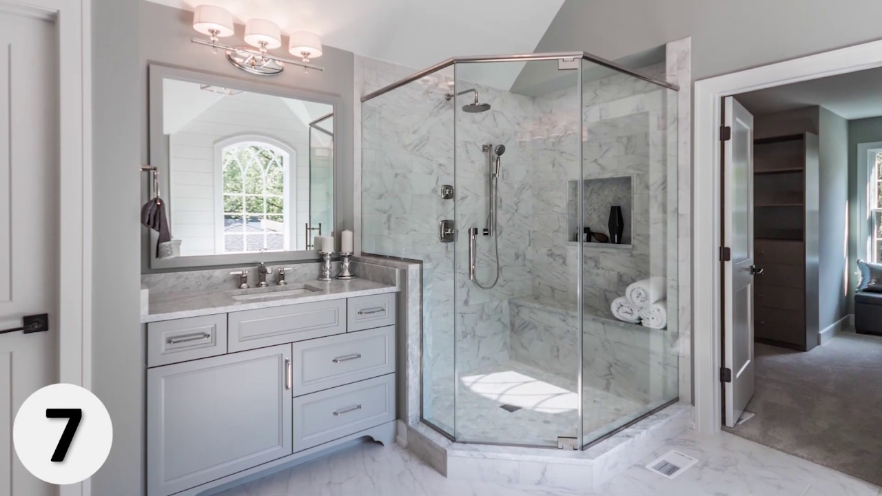 Top Ten Best Bathroom Designs - from Our 2018 Home Tours ...