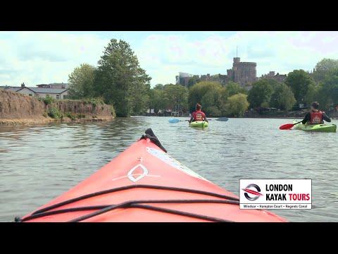 London Kayak Tours - Windsor