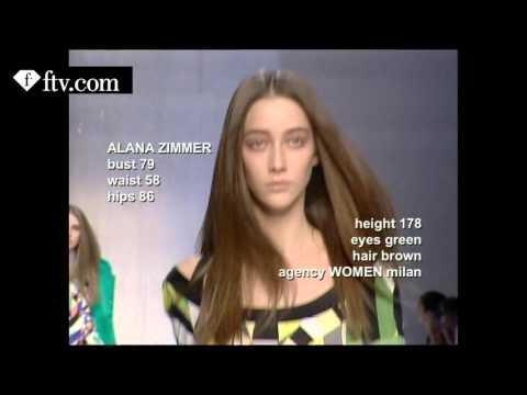 ALANA ZIMMER- MODELS - WOMAN F/W08 -09