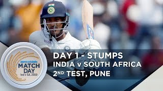 Agarkar: Agarwal showed how to capitalise on start | India v SA, 2nd Test, day 1