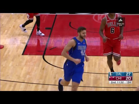 2nd Quarter, One Box Video: Chicago Bulls vs. Dallas Mavericks