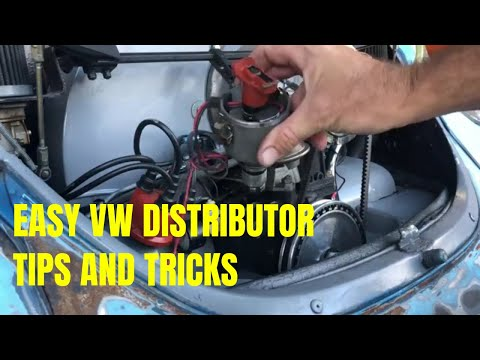 Easy Classic AirCooled Volkswagen Distributor Tips And Tricks