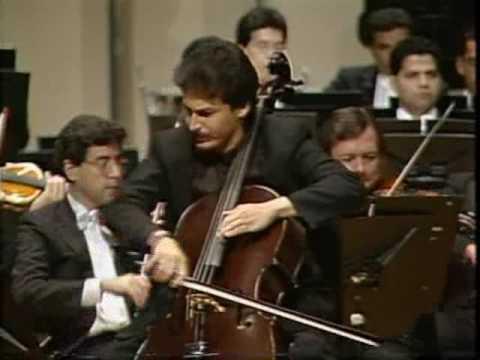 Bloch Schelomo 3 part. Cello: William Molina Cestari.Conductor: Medin Rodan.