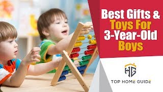 ▶️best Kids Toys: Top 5 Best Toys For 3-year-old Boys In 2020 - Buying Guide