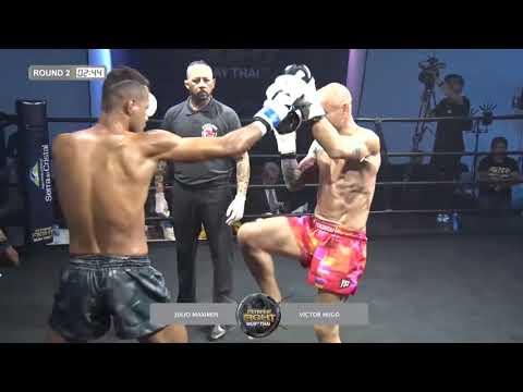 EXTREME FIGHT II | Julio Maximus Vs Victor Hugo