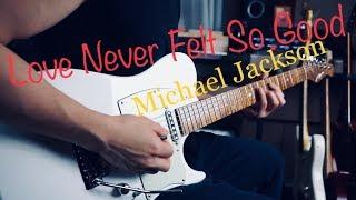 Baixar Michael Jackson - Love Never Felt So Good , Vinai T cover