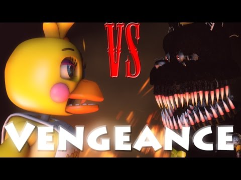 """[SFM] [FNaF] """"Vengeance"""" ( """"The Greatest Show Unearthed"""" by Creature Feature)"""