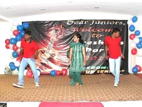 orange Rooba Rooba performance by Rakhi & Deepu