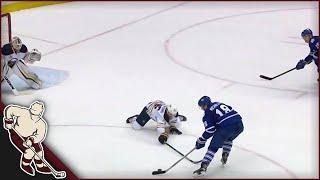 NHL: Toe Drags