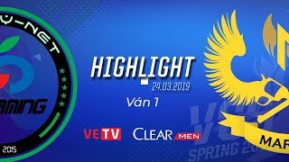 CR vs GAM Highlight [VCS Mùa Xuân 2019][24.03.2019][Ván 1]