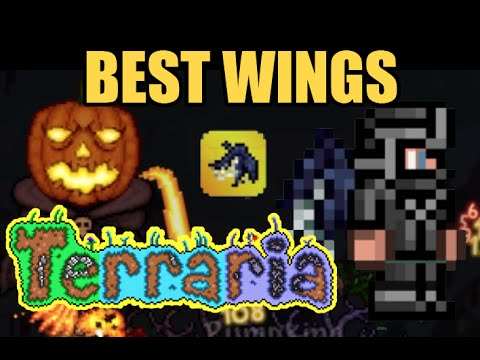 how to make wings in terraria