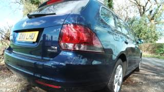 2010 Volkswagen Golf Variant Videos