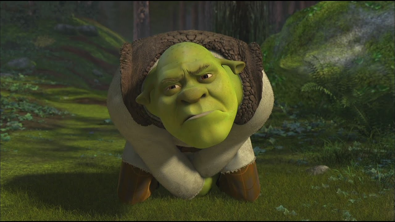 shrek hd