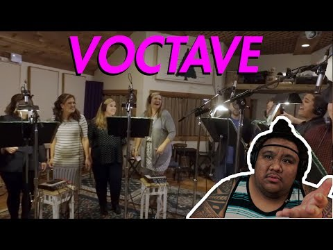 Voctave - Disney Showstoppers [MUSIC REACTION]