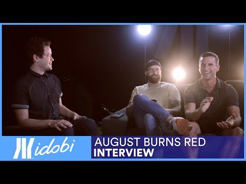idobi interviews: August Burns Red