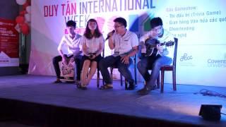 Quê Hương Việt Nam - Anh Khang ft Suboi ( CG Band cover )