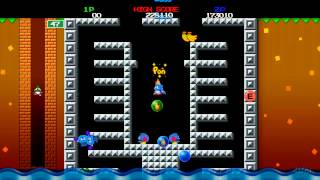 We Play Bubble Bobble Neo - Normal Mode Levels 41-50