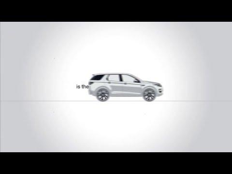 Nuova Discovery Sport - Prima auto al mondo a integrare Tile
