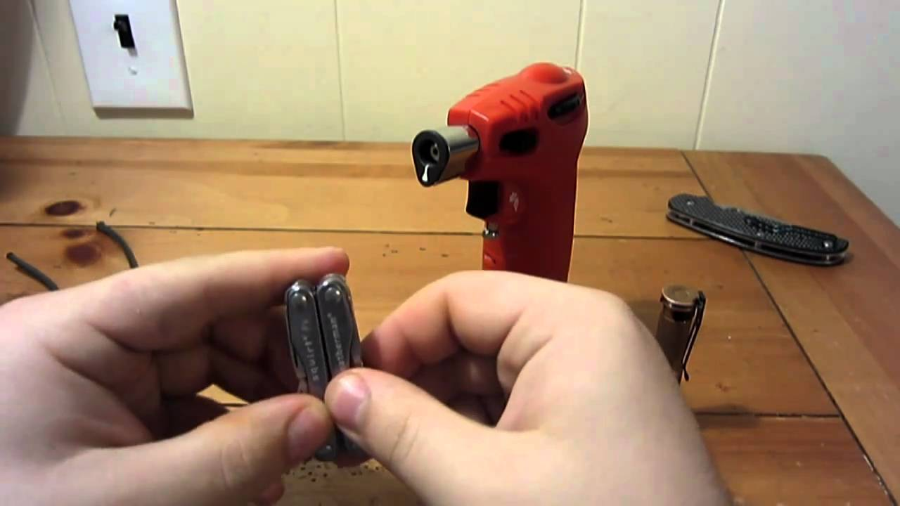 Gear Review : Fujima Mini Cooking Torch