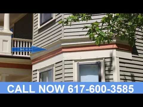 Wooden Gutter Repairs Weston Massachusetts (617) 600-3585 Classical Details from YouTube · Duration:  55 seconds