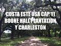 Guía de Viaje Costa Este USA #11 - Carolina del Sur, Boone Hall Plantation y Charleston