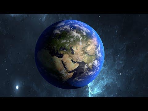 ORBIT   A Journey Around Earth + 3D Interactive Earth Globe