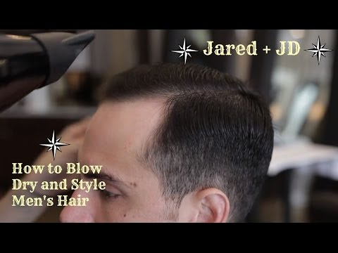 how to style hair with hair dryer how to and style s hair 5443