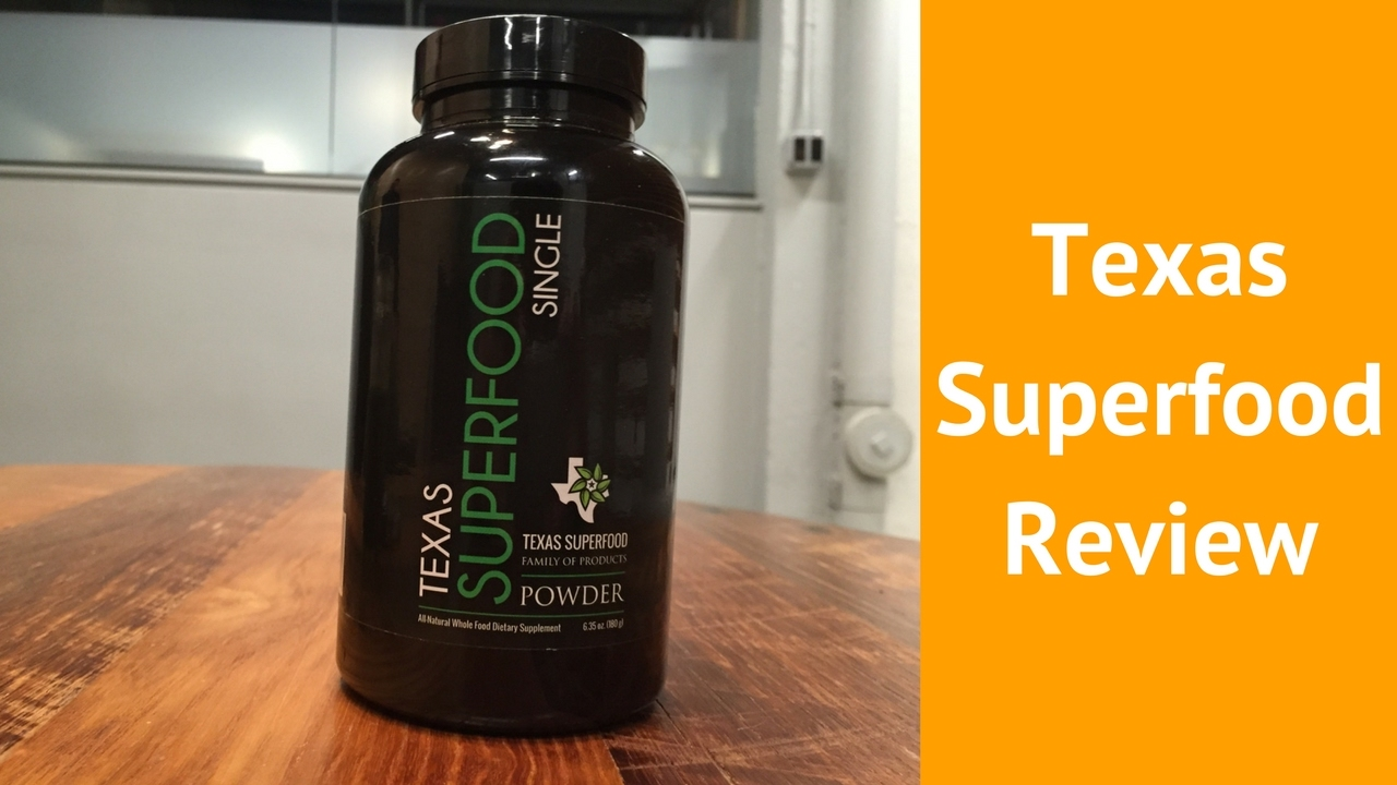 Texas Superfood Review Youtube