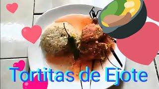 Tortitas de Ejotes