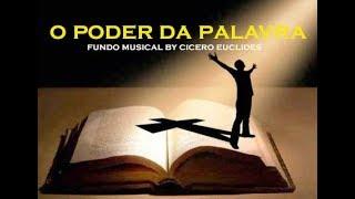 Fundo Musical Para Pregação - O Poder da Palavra | by Cicero Euclides
