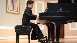 Kuhlau Op 20 No 3 Alla Polacca & Kabalevsky Op 60 by Joshua Lin