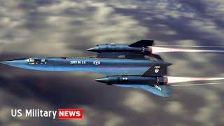 SR-71 Blackbird: World's Fastest Plane Ever Built