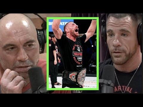 Rafael Lovato Jr. on Emotional Victory Over Mousasi, Aftermath | Joe Rogan
