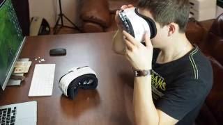 Огляд і порівняння окулярів віртуальної реальності FIIT VR 2N і 2S