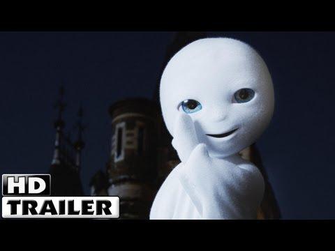Das kleine Gespenst Trailer Deutsch 2013