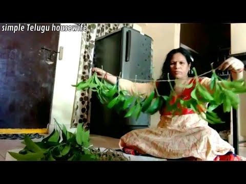Ugadi celebrations at home