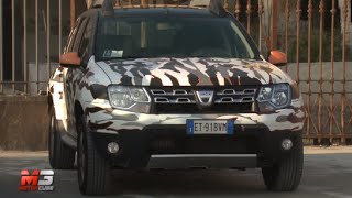 NEW DACIA DUSTER BRAVE - FREEWAY - TITAN 2015 - FIRST TEST DRIVE
