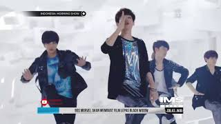 Video EXO Jadi Duta Palang Merah Muda Korea download MP3, 3GP, MP4, WEBM, AVI, FLV Maret 2018
