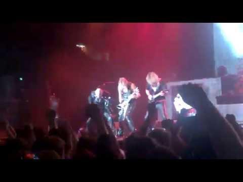 Judas Priest - Breaking the Law - Icehall, Helsinki, Finland 4.6.2015