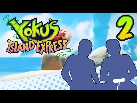 Yoku's Island Express - PART 2 - Pinballvania - Let's Game It Out  