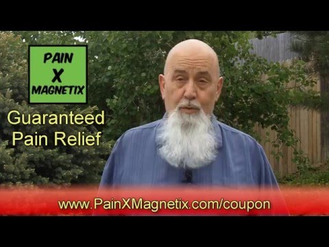 Magnetic Bracelets for Pain relief   Pain X Magnetix