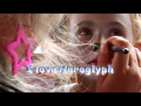 Heroglyph : The typewriter effect - YouTube