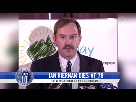 Remembering Clean Up Australia Founder Ian Kiernan | Studio 10