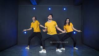 Nadiyon Paar ( Let's The Music Play ) Dance Video | Vicky Patel Choreography | Roohi | Janhvi