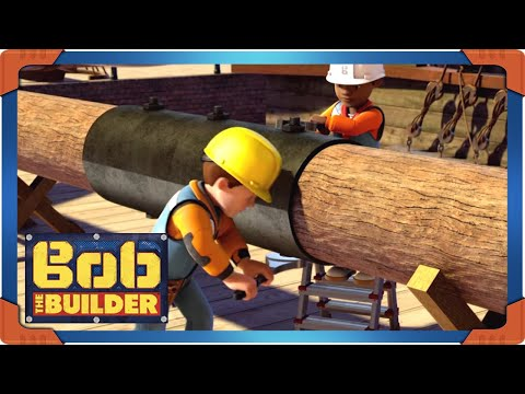 Bob the Builder | Ship Shape \ Boat Builder | Building a Boa