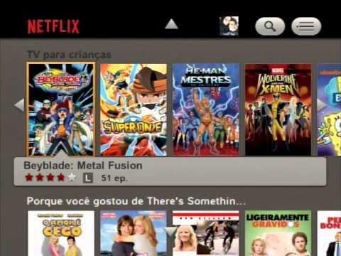 Netflix Wii 2016 Brasil