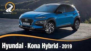 Hyundai Kona Hybrid 2019 | Información Y Review