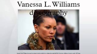 Vanessa L. Williams discography